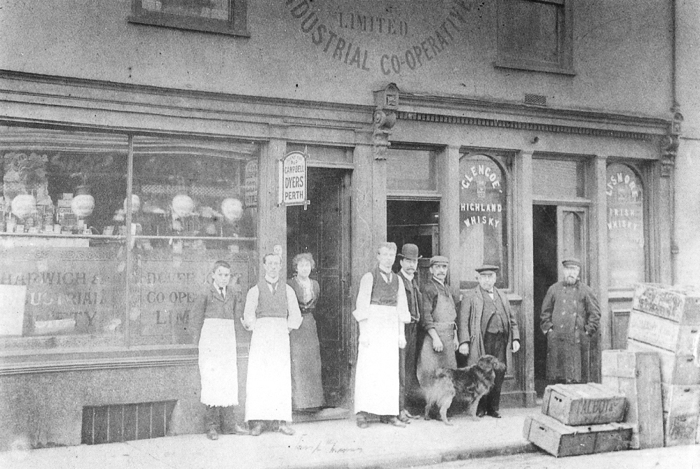 The first co-operative pub - latest
