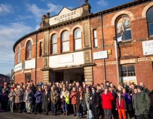 Small steps - the success of a community share issue at Portland Works has led on to a wider strategy for local economic renewal in Little Sheffield